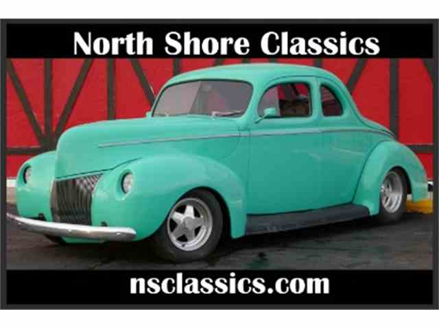 1940 Ford Coupe | 937365