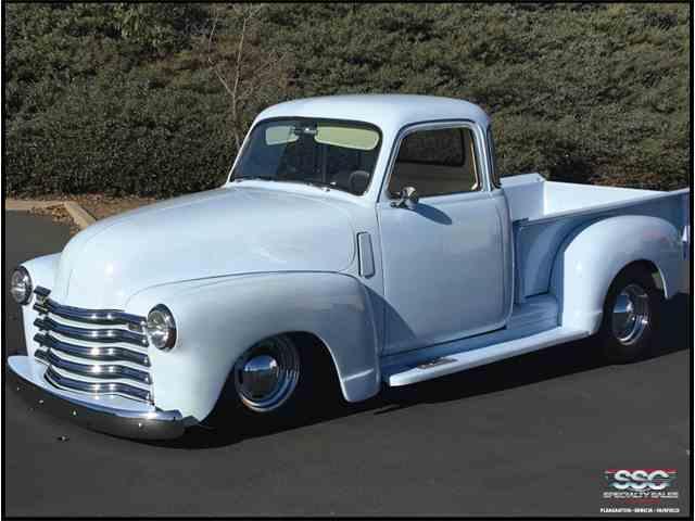 1950 Chevrolet 3100   937366
