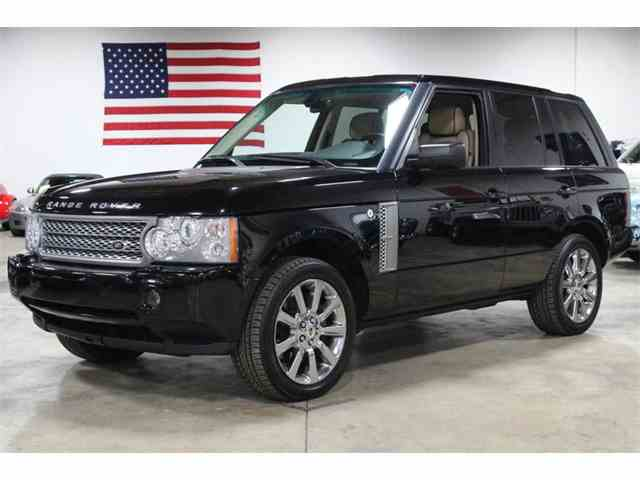 2008 Land Rover Range For Sale On Classiccars Com 2