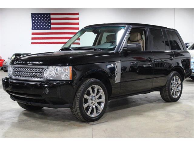 2008 Land Rover Range Rover | 937368