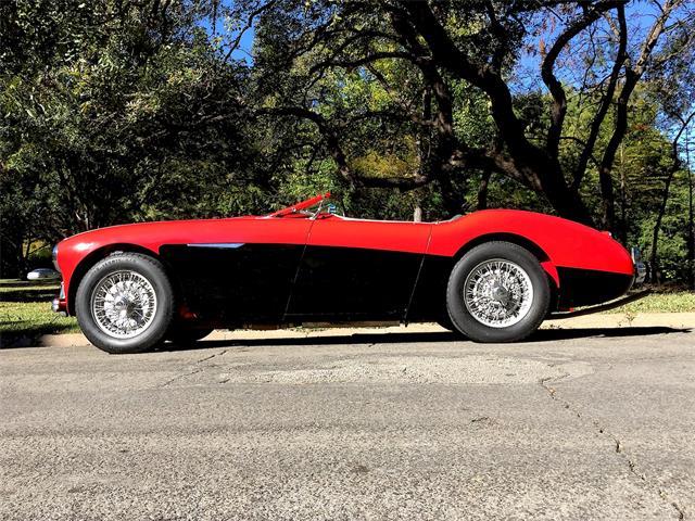1955 Austin Healey 100M BN2 Le Mans Spec   930737