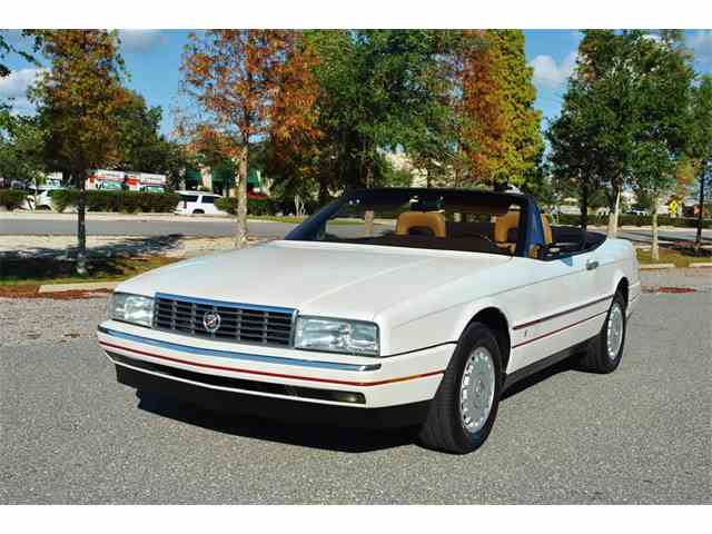 classifieds for 1987 cadillac allante 7 available. Black Bedroom Furniture Sets. Home Design Ideas