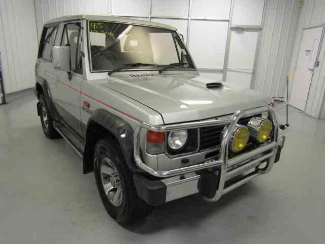 1989 Mitsubishi Pajero | 937376