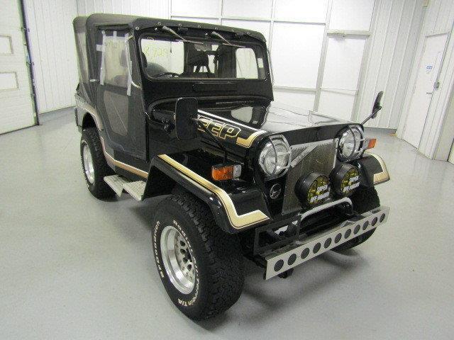 1991 Mitsubishi Jeep   937381