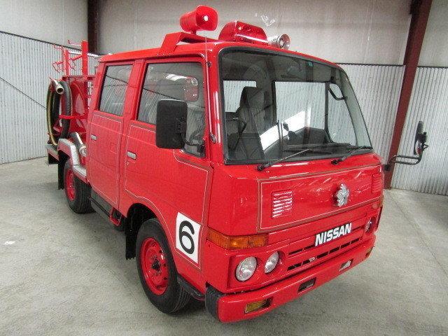 1991 Nissan Atlas Firetruck | 937383