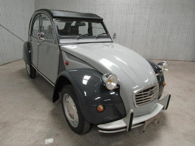 1989 Citroen 2CV CHARLESTON HATCHBACK | 937384