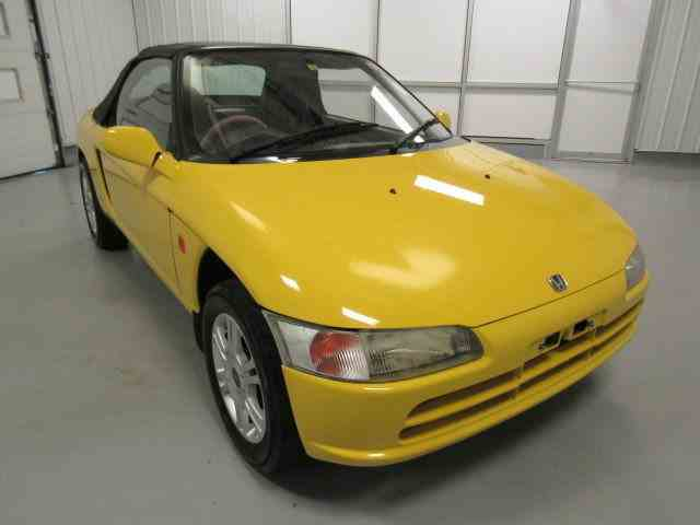 1991 Honda Beat Convertible