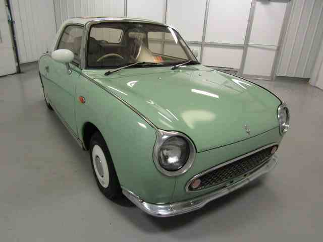 1991 Nissan Figaro Convertible | 937393