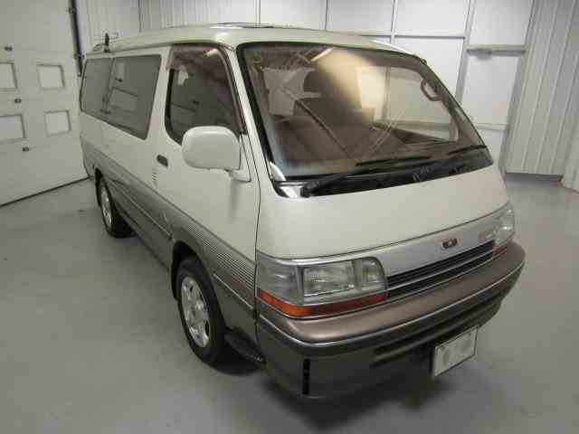1991 Toyota Hiace Super Custom Limited Van | 937403