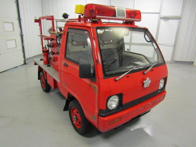 1989 Mitsubishi MINICAB FIRETRUCK 4WD | 937404