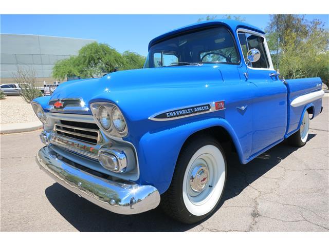 1959 Chevrolet Apache   937406