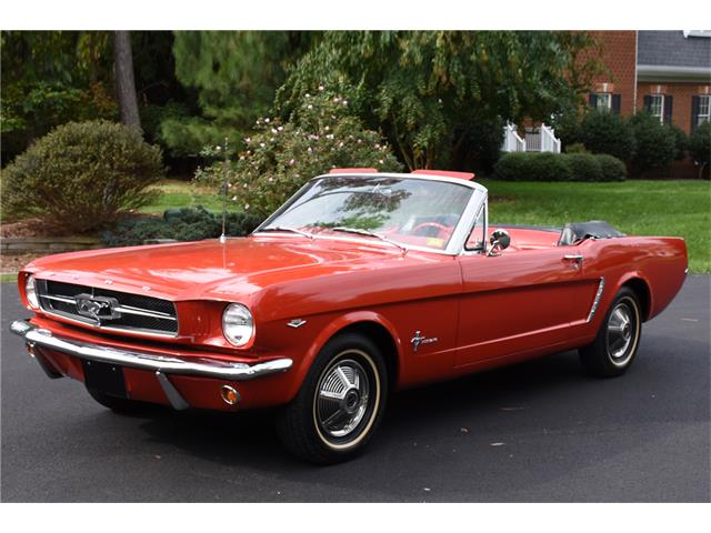 1965 Ford Mustang | 937418