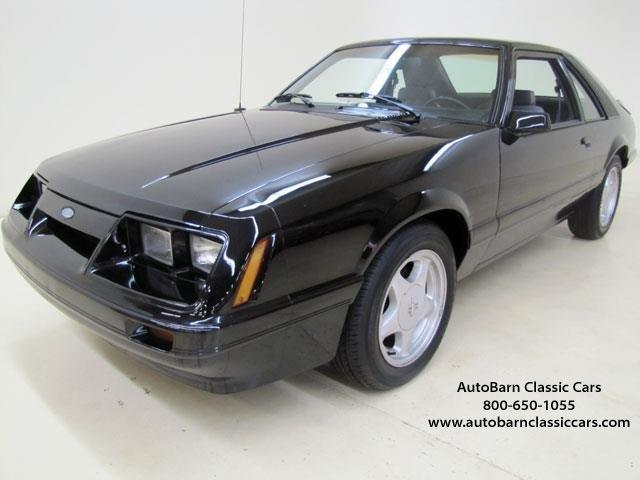 1986 Ford Mustang | 937420