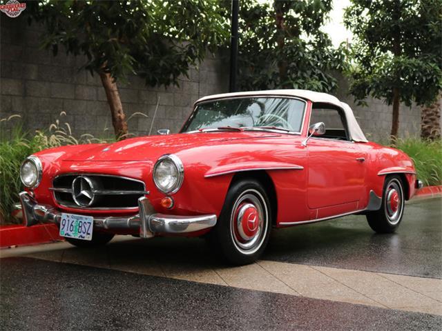 1960 Mercedes-Benz 190SL | 930744