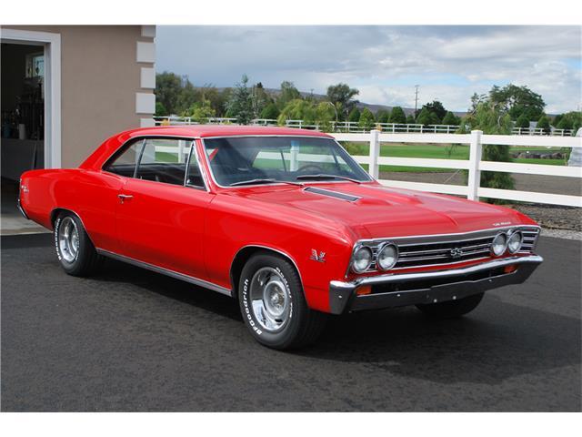 1967 Chevrolet Chevelle SS | 937440