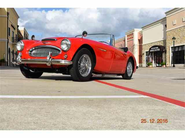 1964 Austin Healey 3000 | 937458