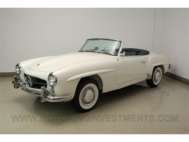 1957 Mercedes-Benz 190SL | 937460