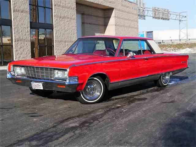1965 Chrysler New Yorker | 937461