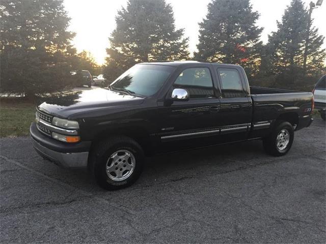 2001 Chevrolet Silverado | 937478