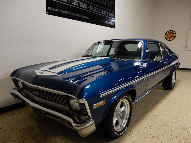 1972 Chevrolet Nova | 937487