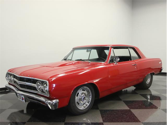 1965 Chevrolet Malibu | 937492