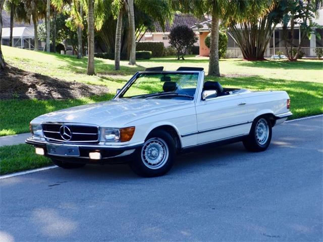 1985 Mercedes-Benz 280SL | 937495