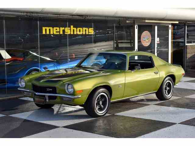 1970 chevrolet camaro z28 for sale on 10 available. Black Bedroom Furniture Sets. Home Design Ideas