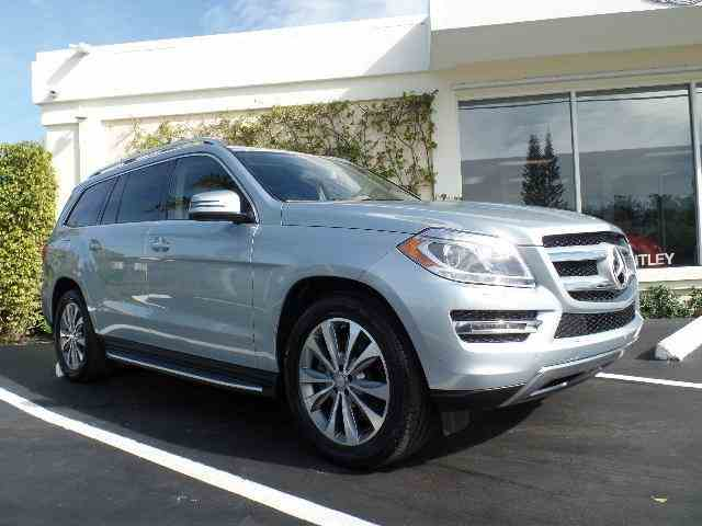 2015 Mercedes-Benz GL450 | 937499