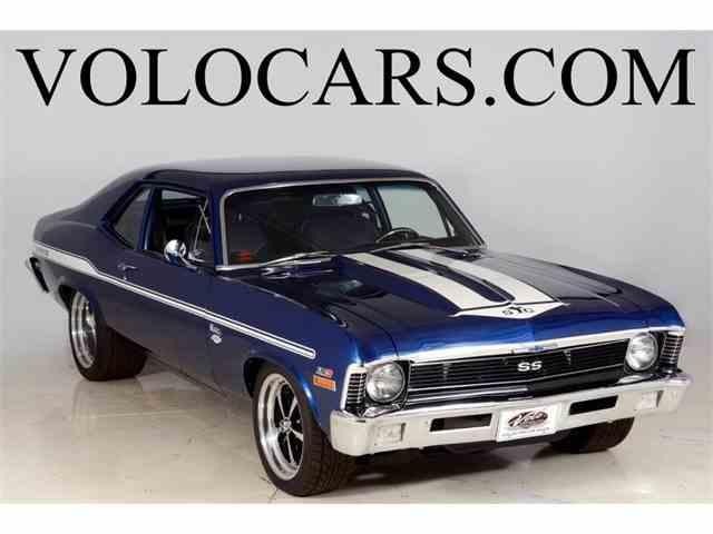 1970 Chevrolet Nova  Pro Touring | 930075