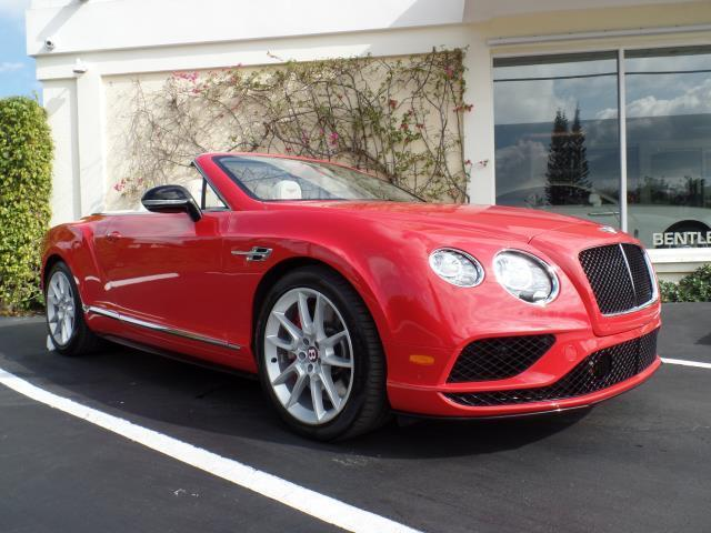 2016 Bentley Continental GT V8 S | 937502