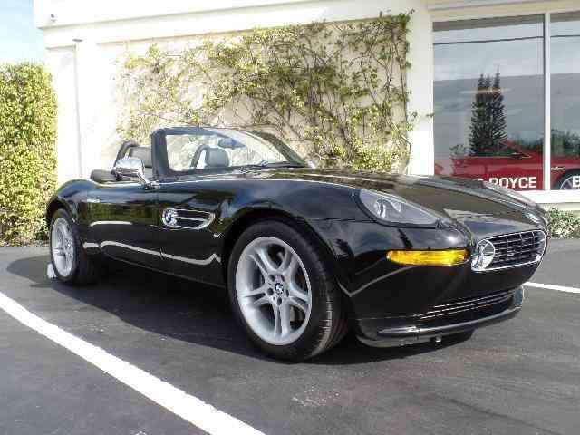 2002 BMW Z8 | 937504