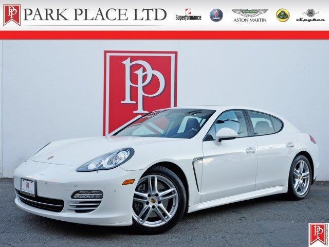 2012 Porsche Panamera | 937510