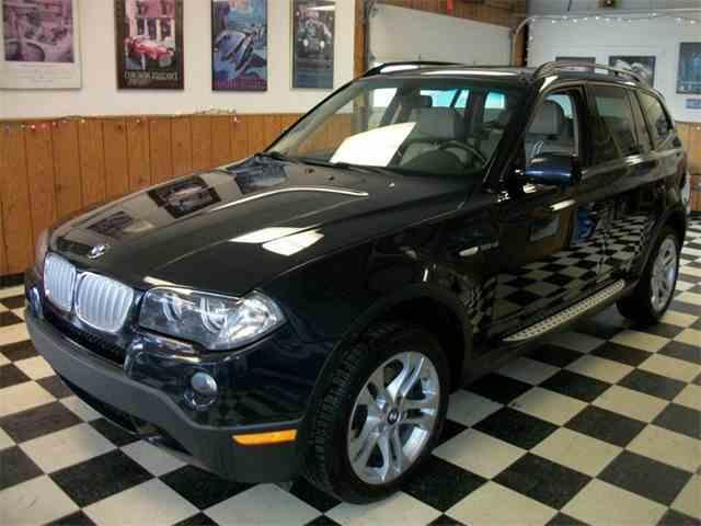 2008 BMW X3   937513