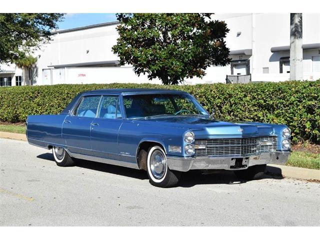 1966 Cadillac Fleetwood | 937520