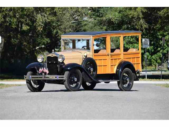 1931 Ford Model A | 937521