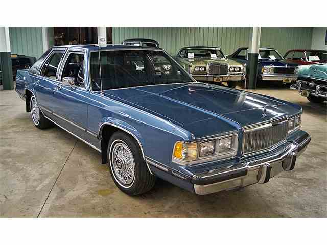 1988 Mercury Grand Marquis | 930754