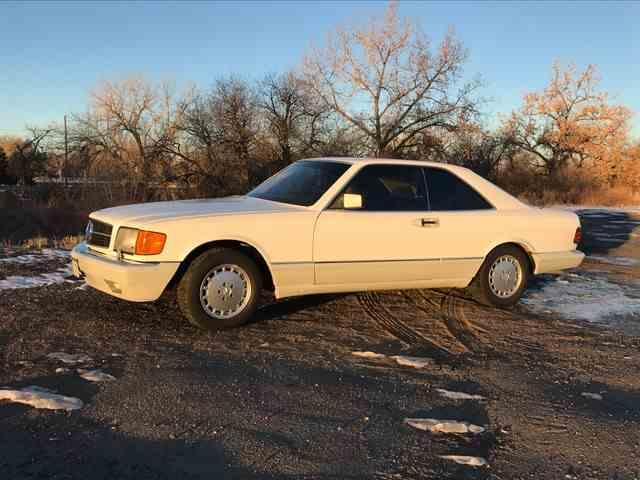 1990 Mercedes-Benz 560SEC | 937561