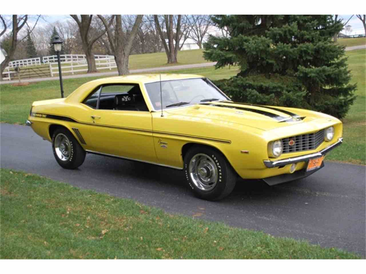 for sale 1969 chevrolet camaro copo yenko in lincolnshire illinois. Cars Review. Best American Auto & Cars Review