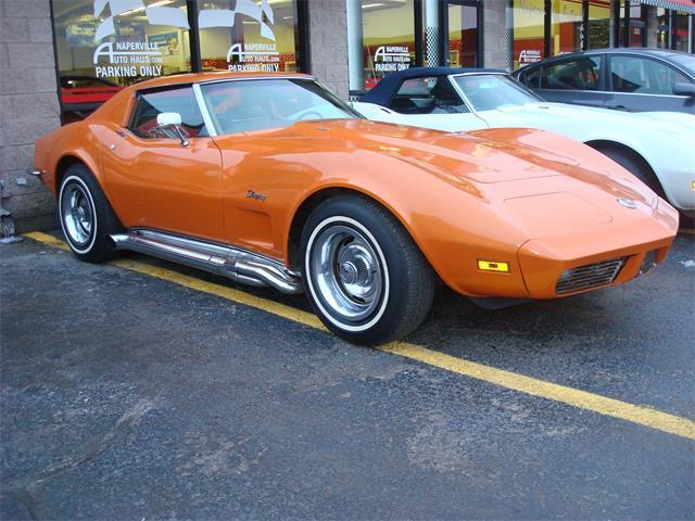 1973 Chevrolet Corvette | 930757