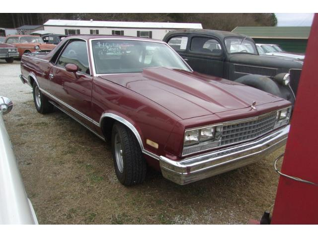 1985 Chevrolet El Camino   937586