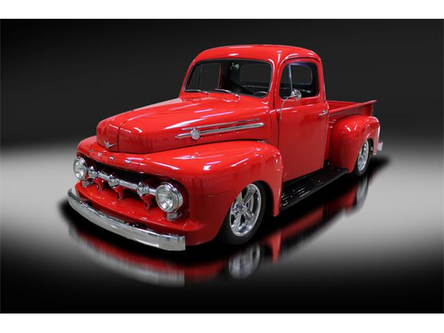 1952 Ford F1 Pickup Custom LS | 930759