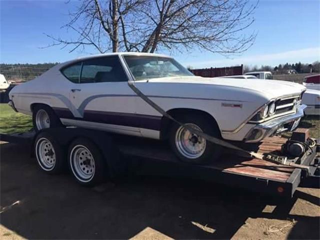 1969 Chevrolet Chevelle | 937592