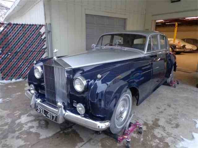 1956 Rolls-Royce Silver Cloud | 937593