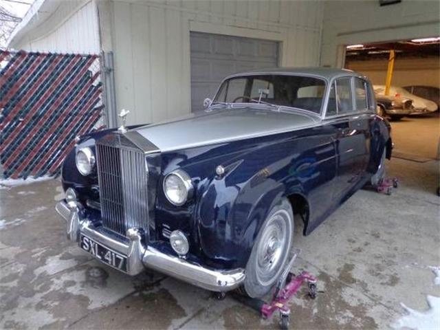 1956 Rolls-Royce Silver Cloud | 937593