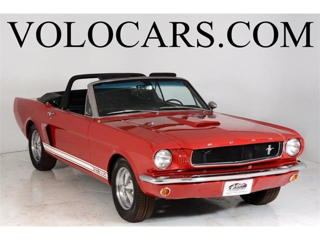 1965 Ford Mustang Shelby GT350 | 930076