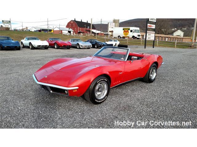 1968 Chevrolet Corvette | 930760