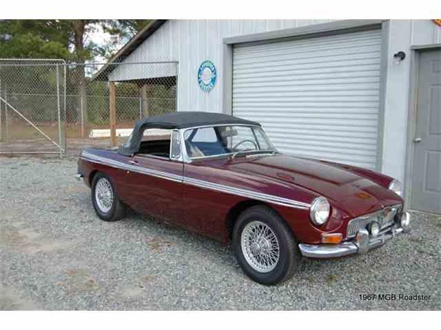 1967 MG MGB | 937600
