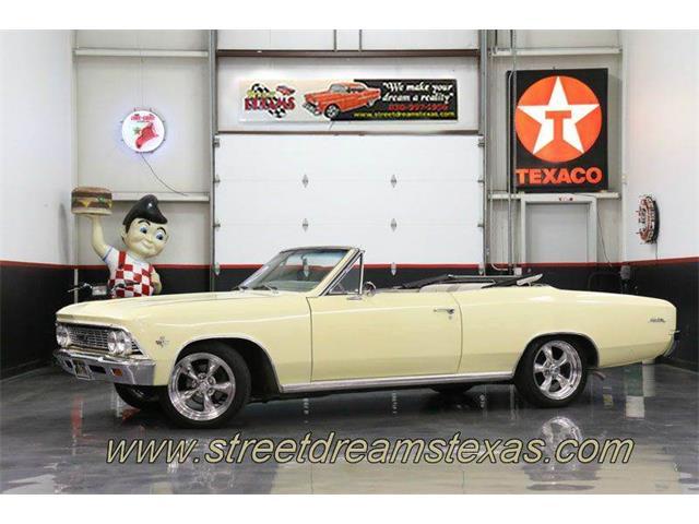 1966 Chevrolet Chevelle Malibu | 937626
