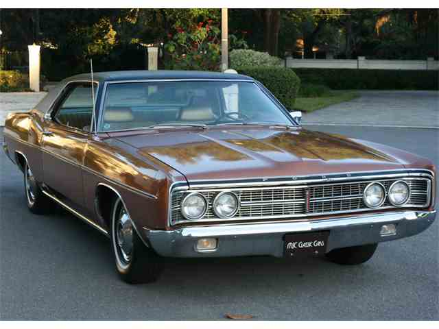 1970 Ford Galaxie 500 | 930764
