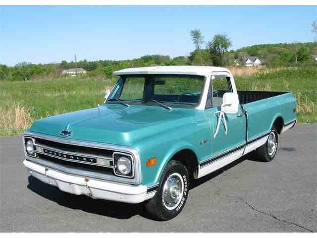 1970 Chevrolet C/K 10 | 930765